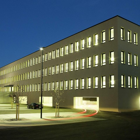 Neubau Service-Center DTKS Fulda